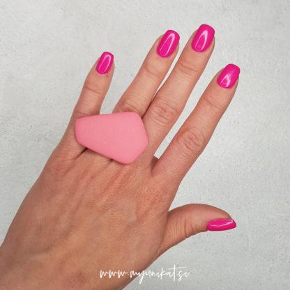 P266-GEOMETRIC-unikaten-prstan-myunikat-tjasavodeb-fimomasa-maksi-roza