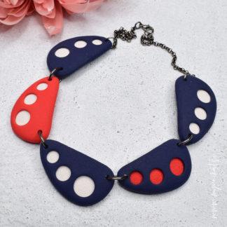 V757-Unikatna-verizica-unikatni-nakit-myunikat-kolekicija-summer-dots-modra-rdeca-bela
