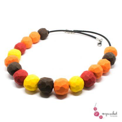 V802-Unikatni-nakit-myunikat-diamond-kolekcija-rjava-rumena-oranžna