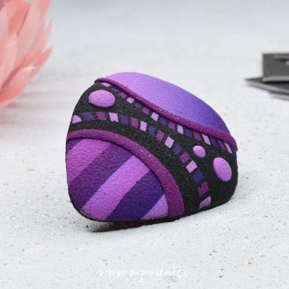 P361-Unikatni-prstan-Myunikat-tjasavodeb-fimomasa-viola-roza