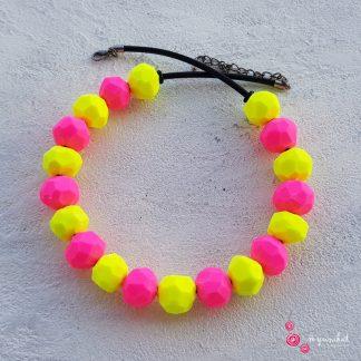 V862a-Unikatni-nakit-myunikat-neon-roza-rumena-diamond