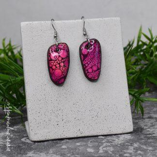 Unikatni-nakit-rocno-izdelani-uhani-myunikat-TjasaVodeb-roza-viola