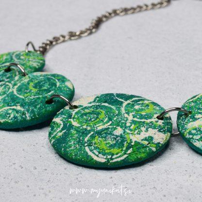 unikatna-verizica-unikatni-nakit-myunikat-abstrakt-zelena