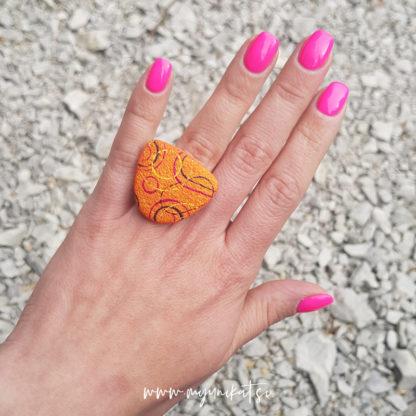 P477_rocno-izdelan-unikatni-prstan-Myunikat_TjasaVodeb-fimo-abstrakt