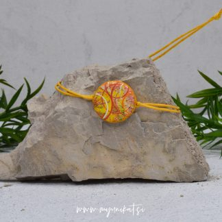 Z10-unikatna-zapestnica-myunikat-abstrakt-rumena-oranzna