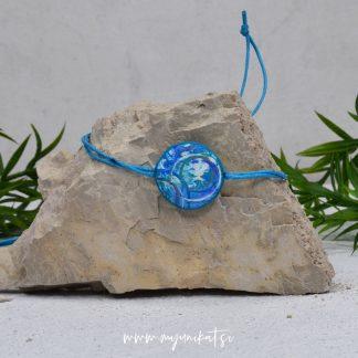 Z16-unikatna-zapestnica-myunikat-abstrakt-modra