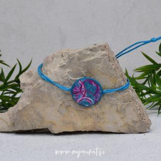 Z31-unikatna-zapestnica-myunikat-abstrakt-modra-roza