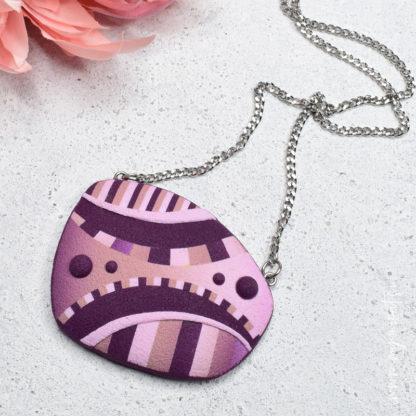 V921-rocno-izdelana-unikatna-verizica-unikatni-nakit-myunikat-roza-viola