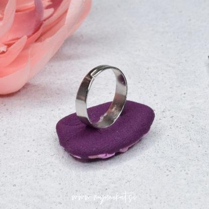P498_rocno-izdelan-unikatni-prstan-Myunikat_TjasaVodeb-fimo-viola-roza