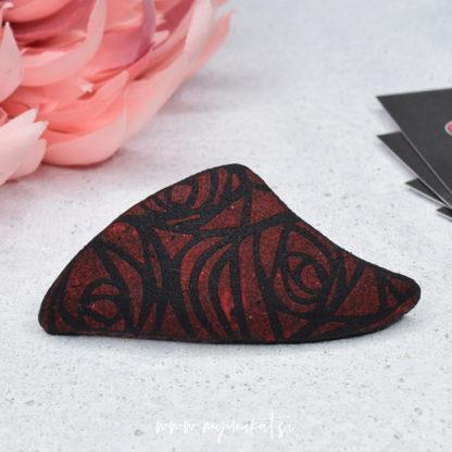 P503_rocno-izdelan-unikatni-prstan-Myunikat_TjasaVodeb-fimo-crna-rdeca-vrtnica