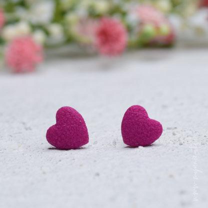 M321-MINI-unikatni-uhani-srcek-Myunikat-TjasaVodeb-roza