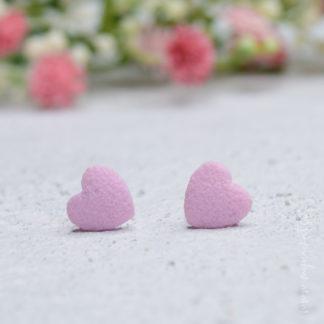 M360-MINI-MINI-unikatni-uhani-srcek-Myunikat-TjasaVodeb-pastelno-roza