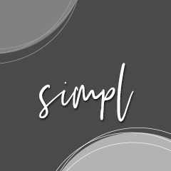 MINI uhani ~ SIMPL