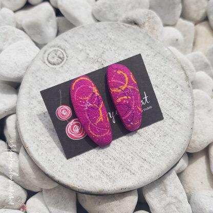 U360-unikatni-uhani-abstrakt-myunikat-TjasaVodeb-roza